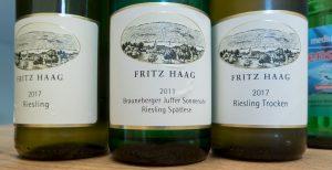 Rieslinge Reizen wijnproeven