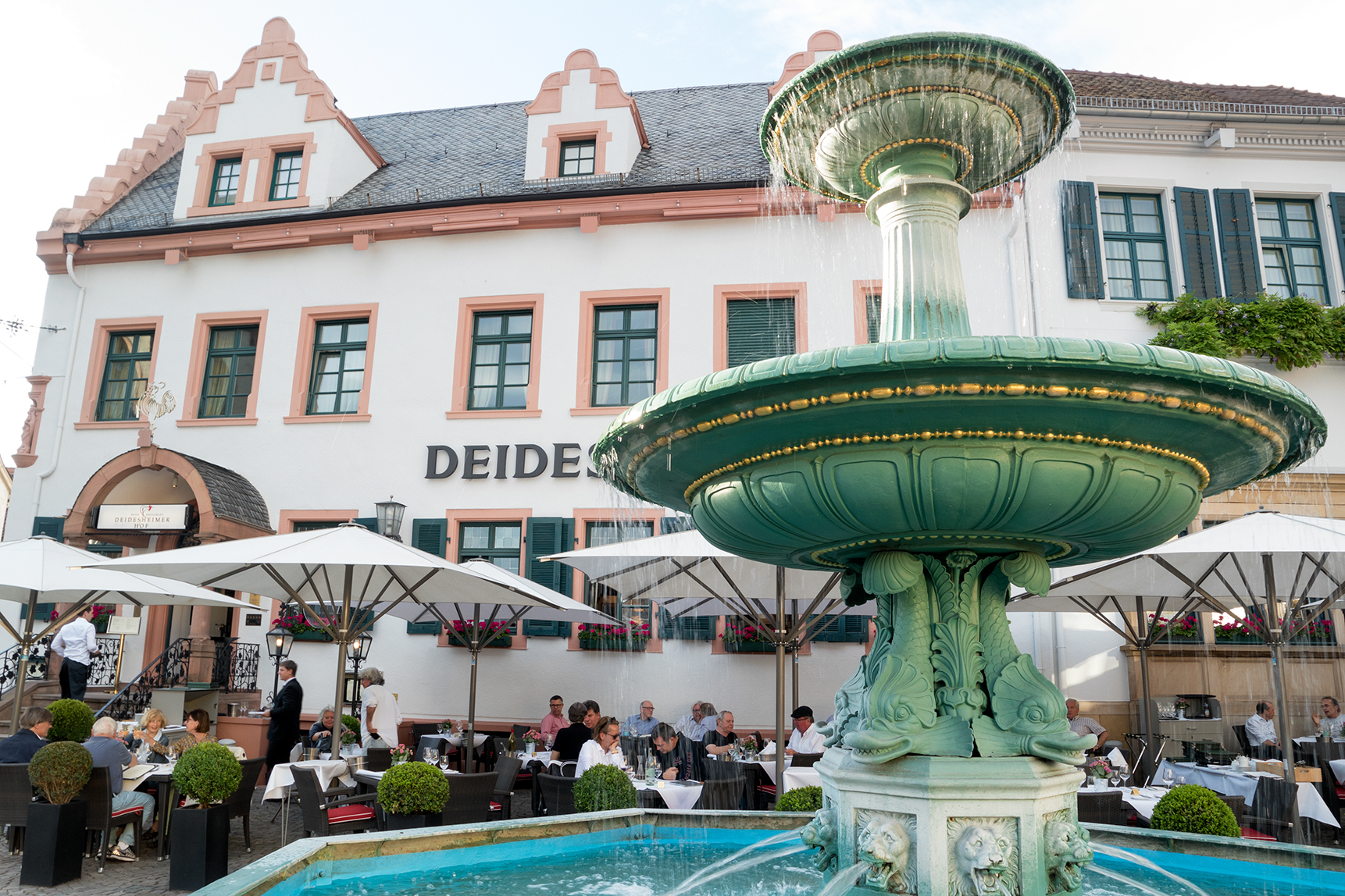 Riesling Reizen Deidesheim Pfalz
